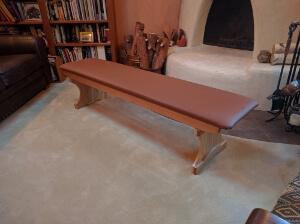 GP Luxury Bench Set up as bench (300x224)