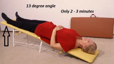 Traveler has a 13 Degree Angle. Effective in 2 or 3 Minutes