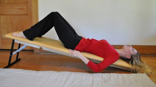 Gravity Pal Trimline Bench: Low Angle Inversion Table