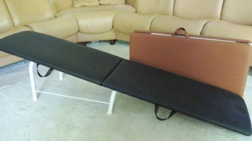 Black-Traveler-Opened-and-Brown-Traveler-Folded-600x388