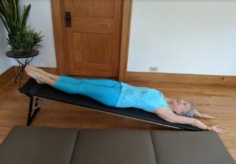 Trimline Pro Pic Carol Stretching