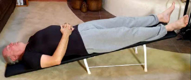 Two Things To Do Before Buying An Inversion Table by Michael McKay, L.M.T.